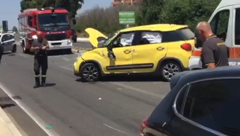incidente fiat 500