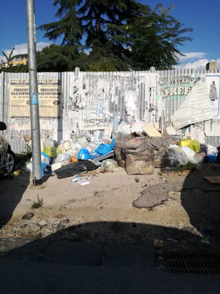 spazzatura – di fronte expert
