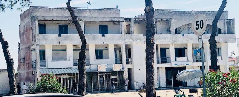 castel volturno palazzo diana