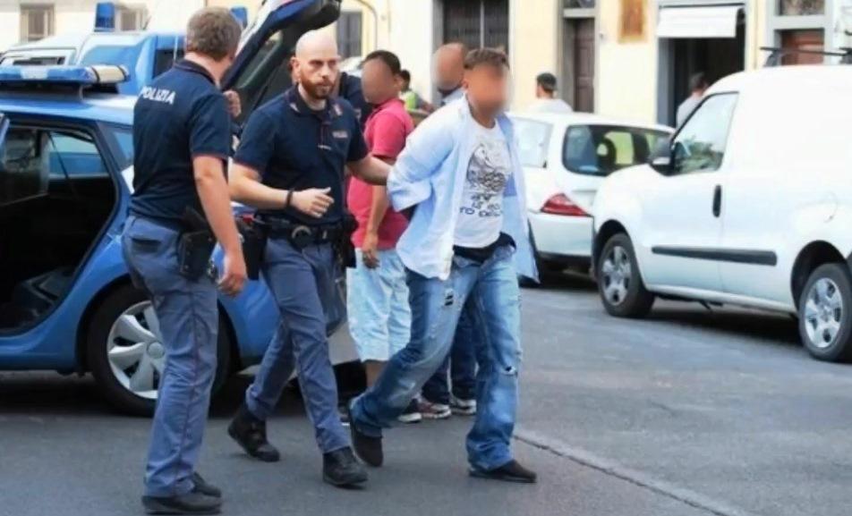 firenze arresto