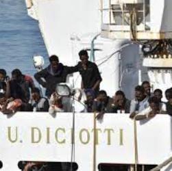 migranti nave diciotti