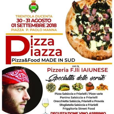 pizza piazza trentola