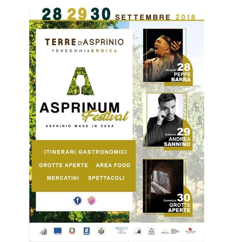Eventi Asprinum Festival