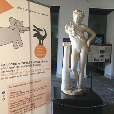 Ludoteca Museale Santa Maria Capua Vetere