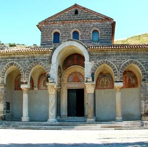 abbazia sant'angelo in formis