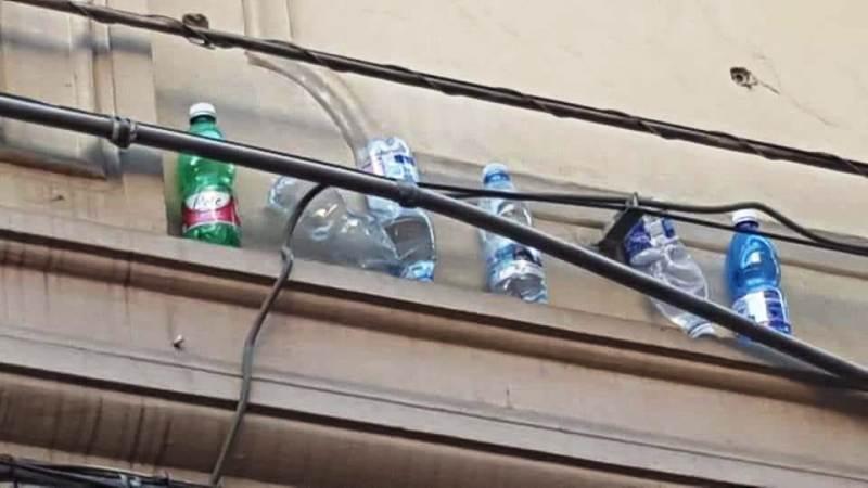 bottiglie seggio movida (2)