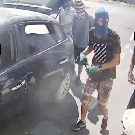 carinaro rapina