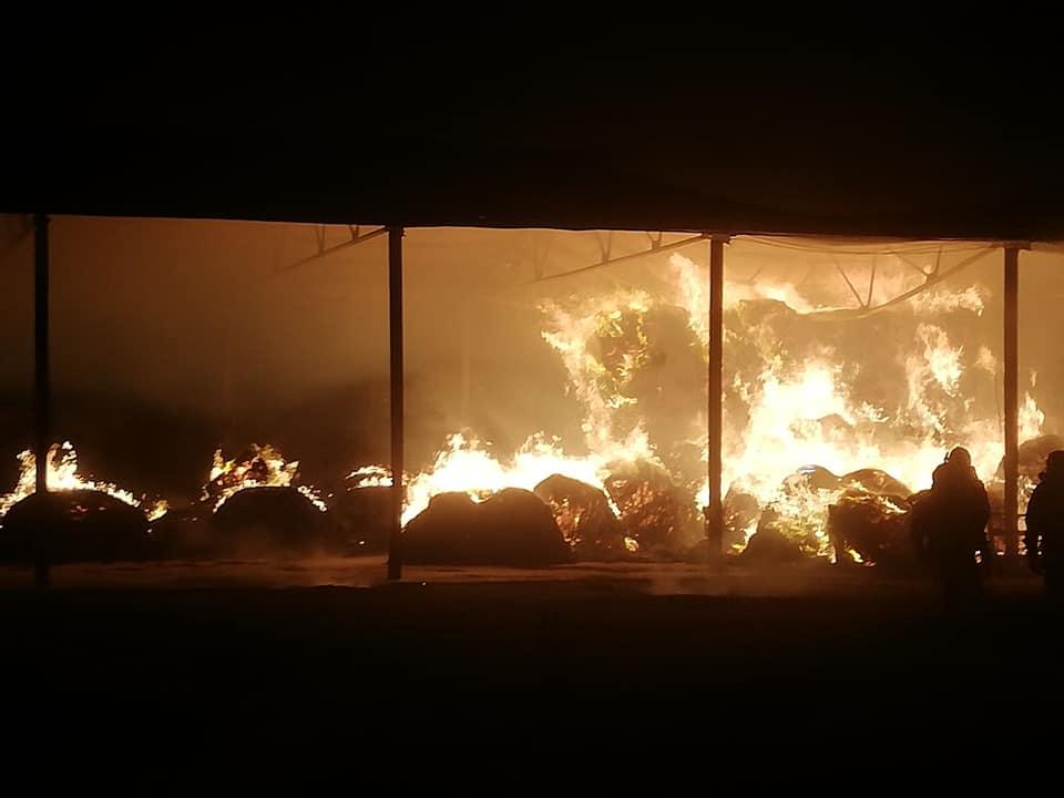 incendio fienile marcianise (3)