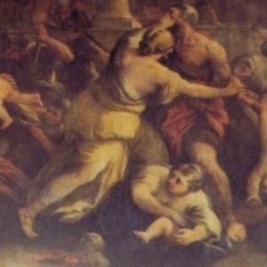 simonelli aversa chiesa annunziata strage innocenti