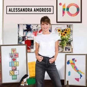 Alessandra Amoroso 10 copertina
