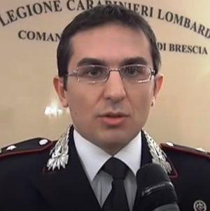 Donato D'Amato carabinieri aversa