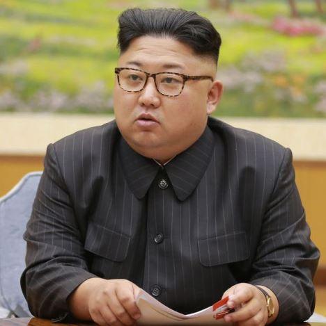 Kim jong un corea