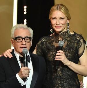 Martin Scorsese Cate Blanchett