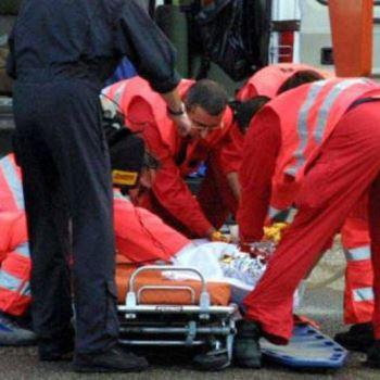 ambulanza incidente soccorsi