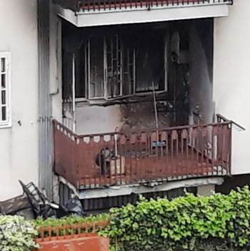 aversa incendio appartamento (1)