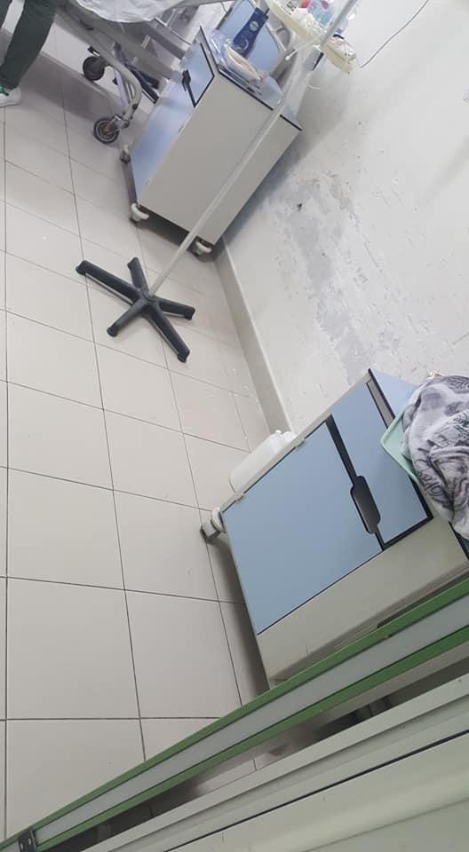 aversa ospedale sporco (2)