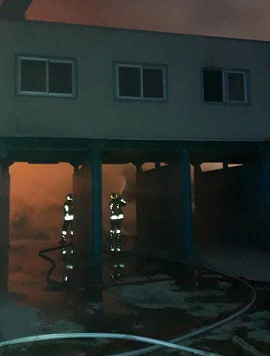 incendio lea marcianise (4)