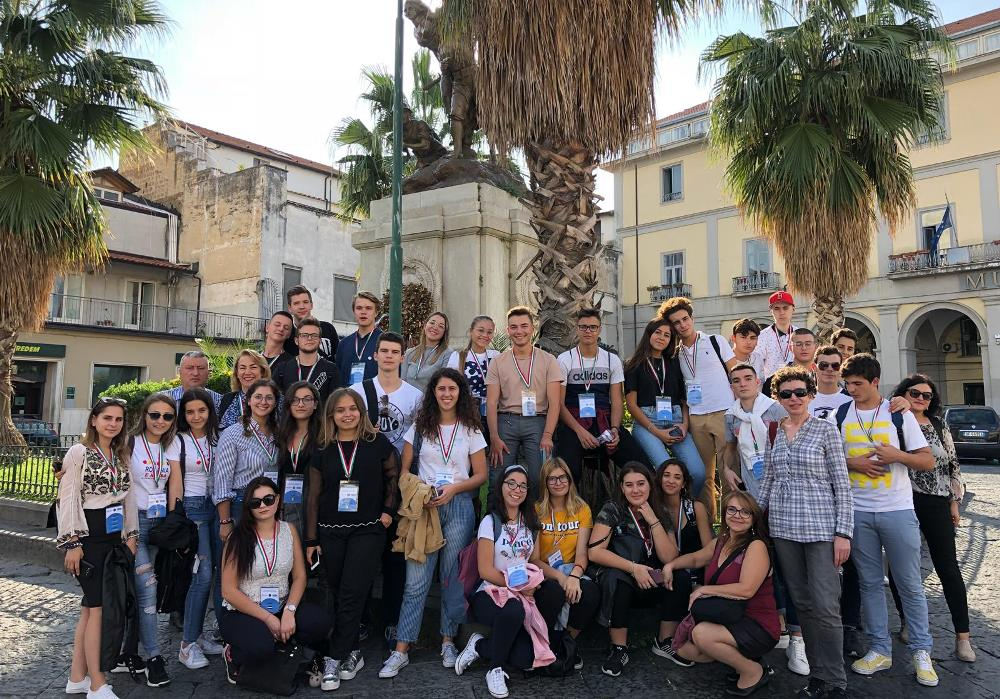Erasmus + Aversa Liceo Fermi