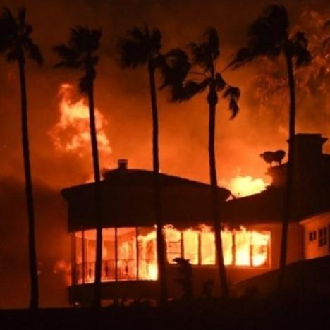 incendio california