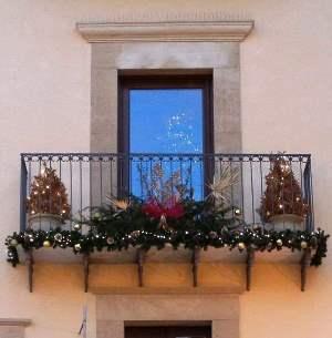 balcone natale
