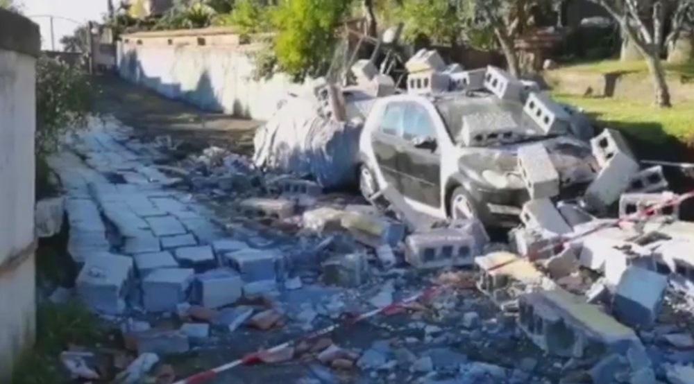 catania terremoto