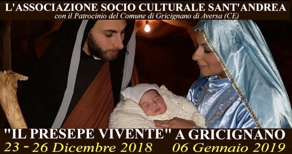 presepe gricignano 2018 2