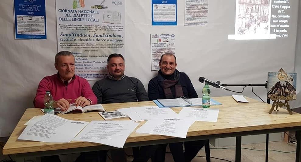 Foto convegno Pro Loco 17.1.2019