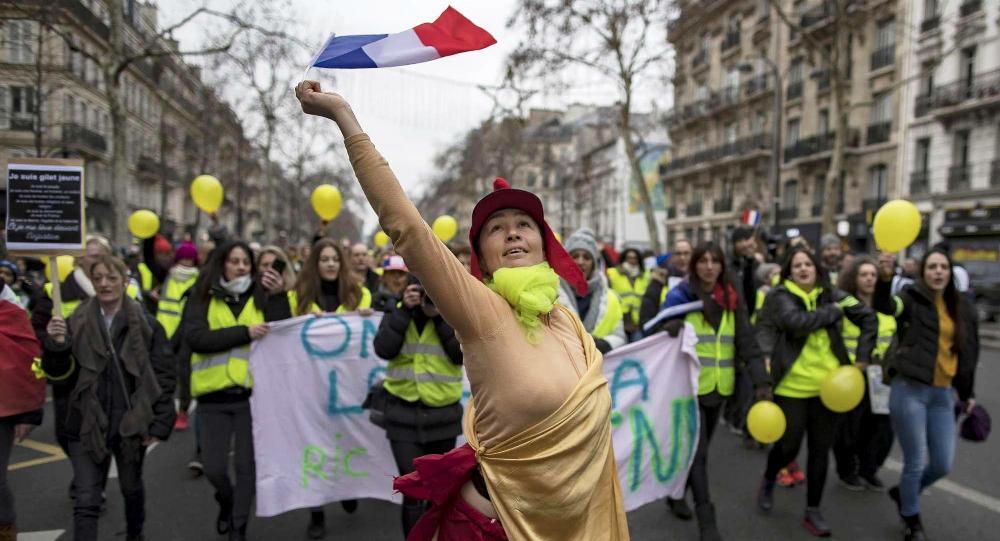 francia donne