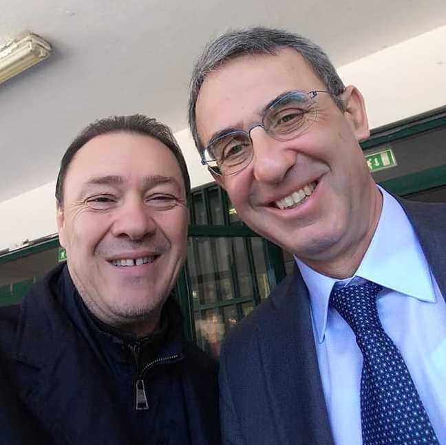 Gaetano Micillo e ministro Costa