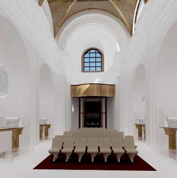 chiesa dello spirito santo come verrà1