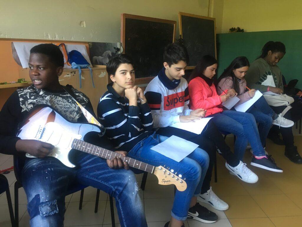 Gricignano scuola rap amianto (1)