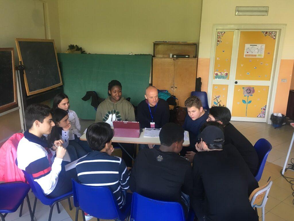 Gricignano scuola rap amianto (12)