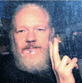 assange arresto londra