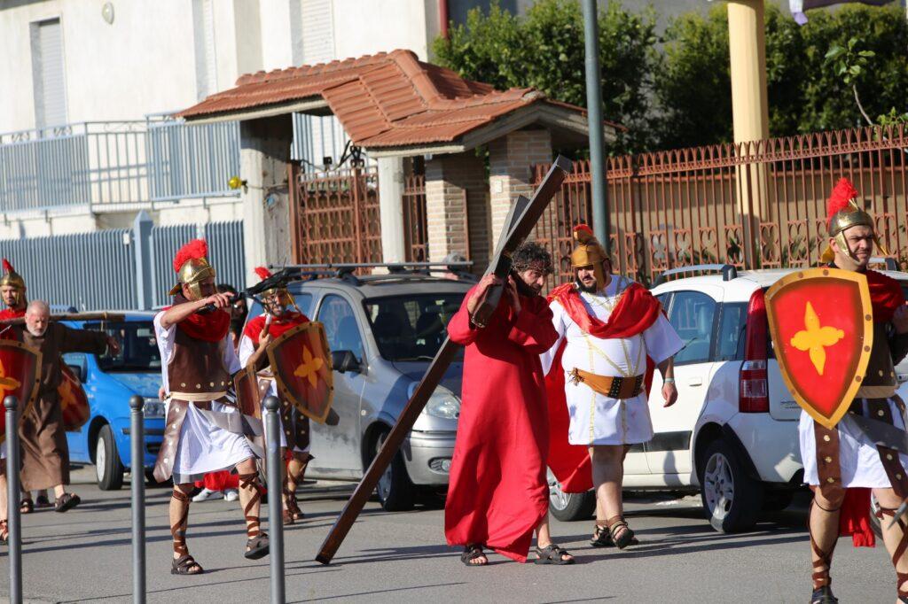gricignano via crucis (10)