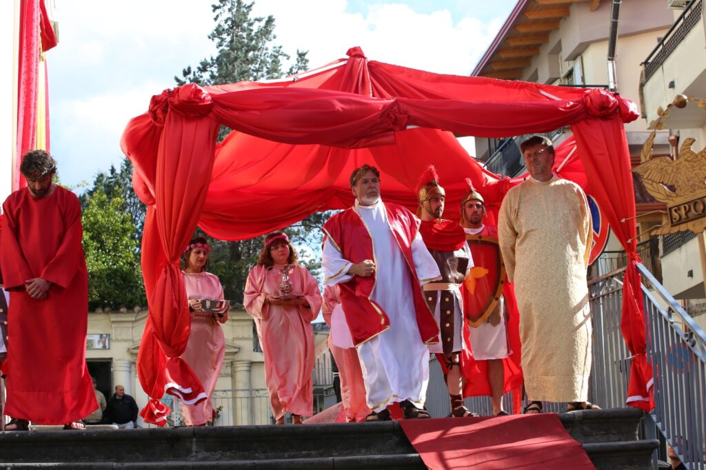 gricignano via crucis (2)