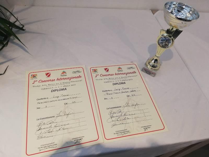 merone diploma