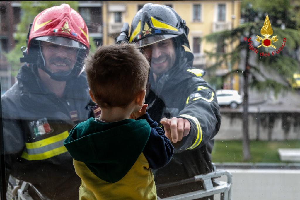 vigili fuoco verona ospedale (2)