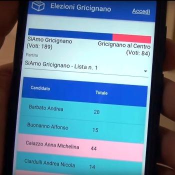 App Elezioni Gricignano