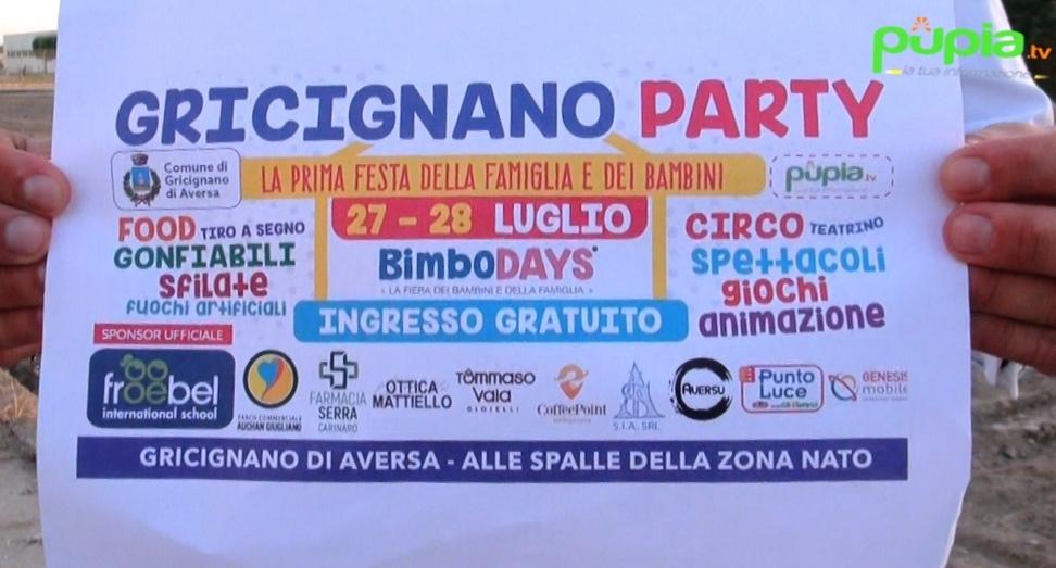 gricignano party