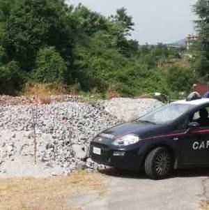 carabinieri rifiuti edili