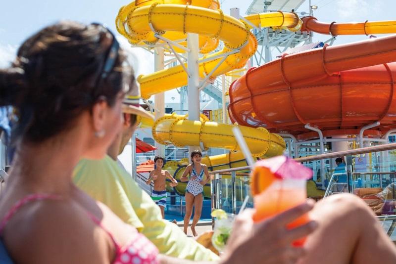 Carnival Cruise Lines – Carnival Sunshine – WaterWorks 4