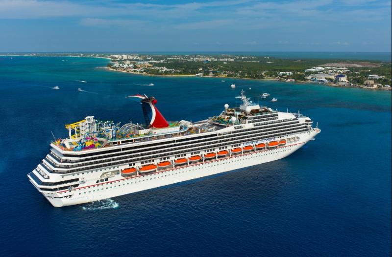 Carnival Cruise Lines – Carnival Sunshine – WaterWorks 5