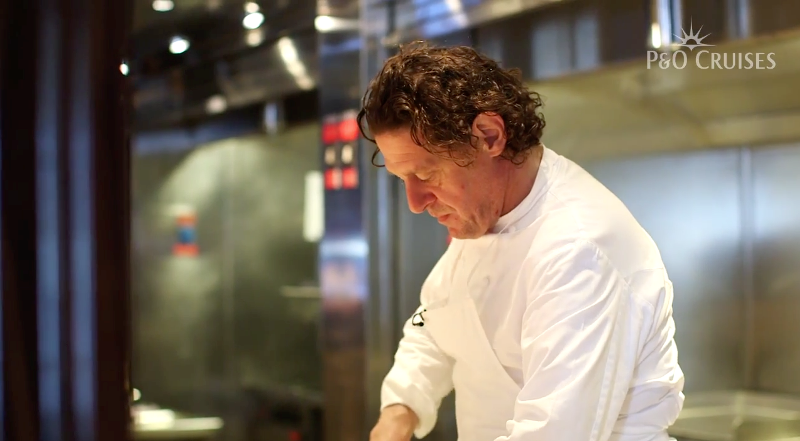 P&O Cruises – Marco Pierre White 2