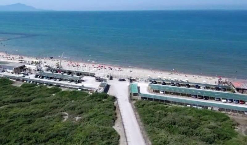 castel volturno litorale mare