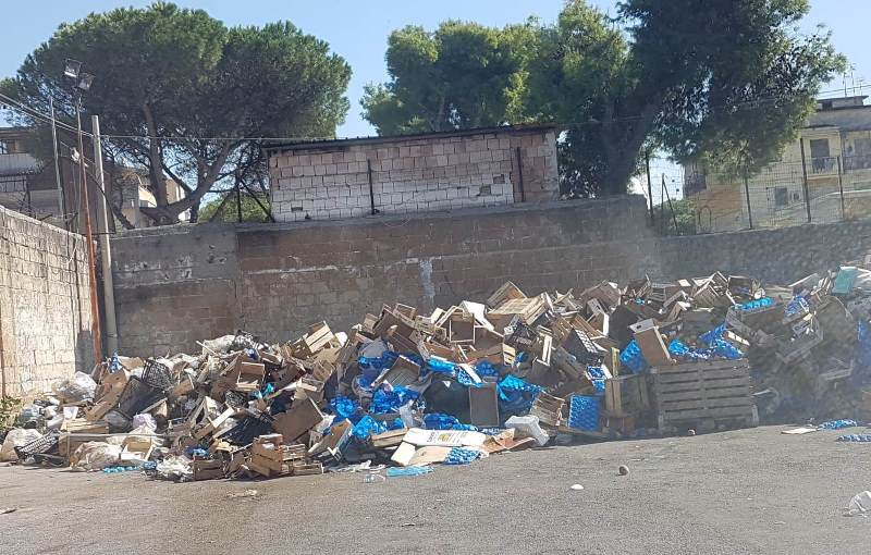 aversa mercato ortofrutt rifiuti (10)