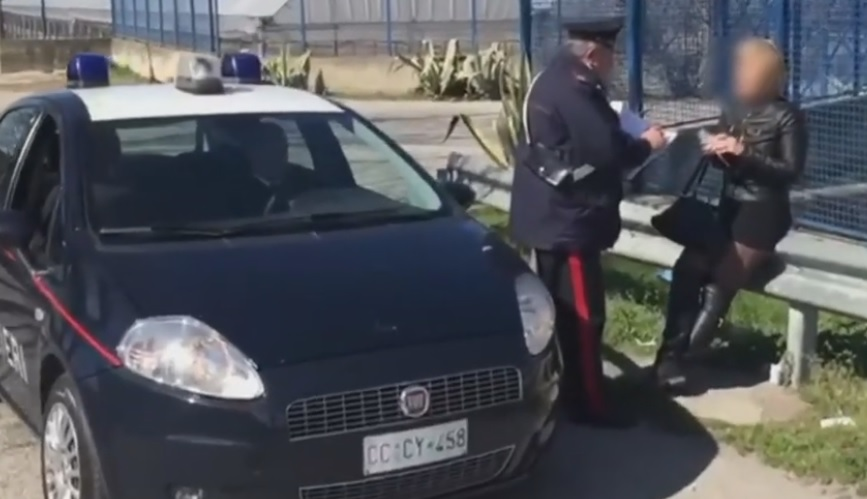 carabinieri prost