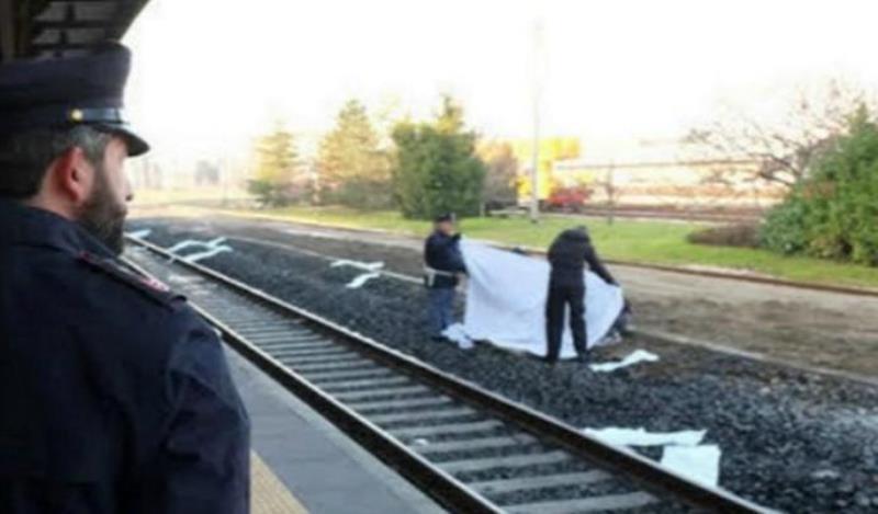 treno morto binario polfer