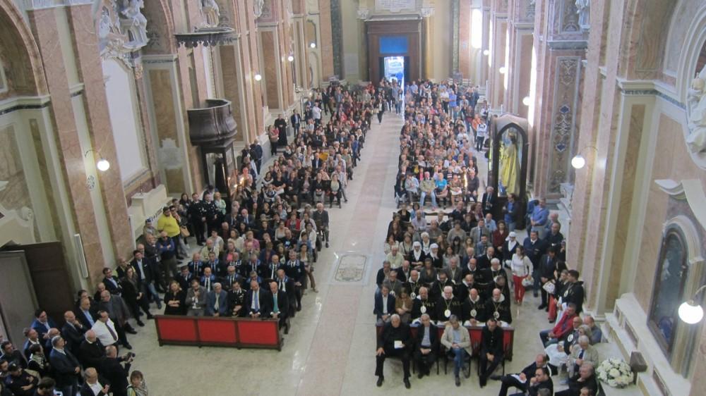 Aversa,-Riapertura-Chiesa-S.-Domenico—Video-2
