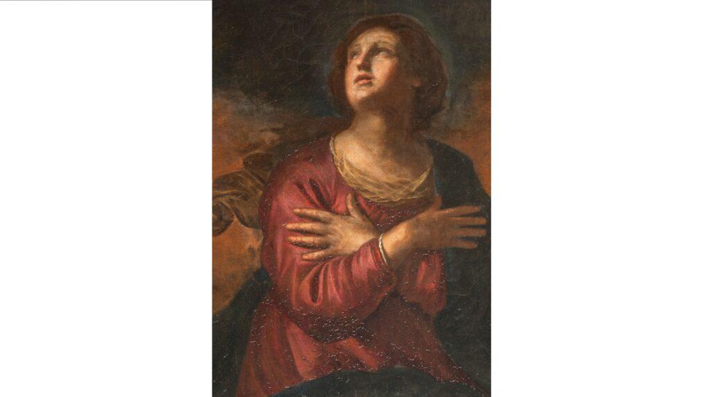 Guercino-particolare