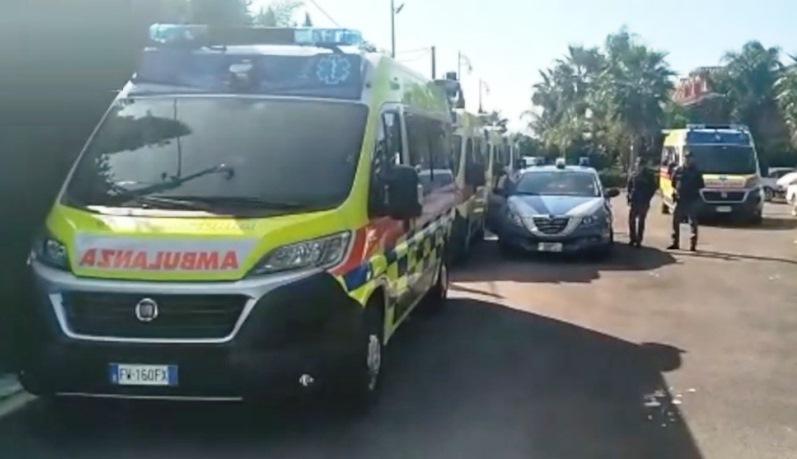 capaccio ambulanze
